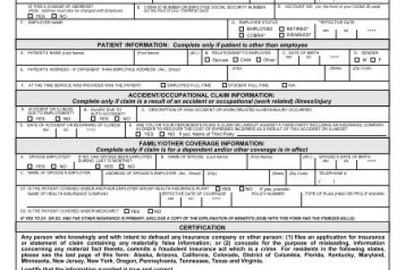 Free Forms 2018 Healthspring Prior Authorization Form Free Forms