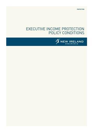 Executive Protection Policy