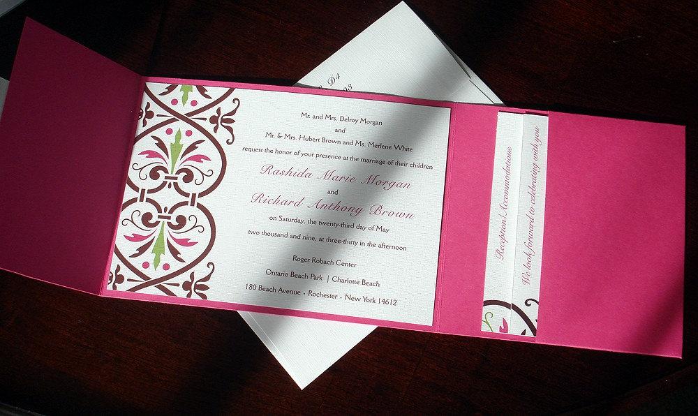 Unique Save Date Wedding Cards