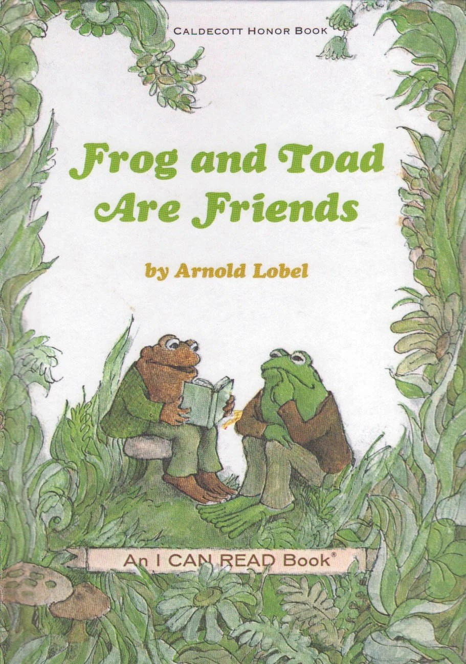 And All Frog Toad Books