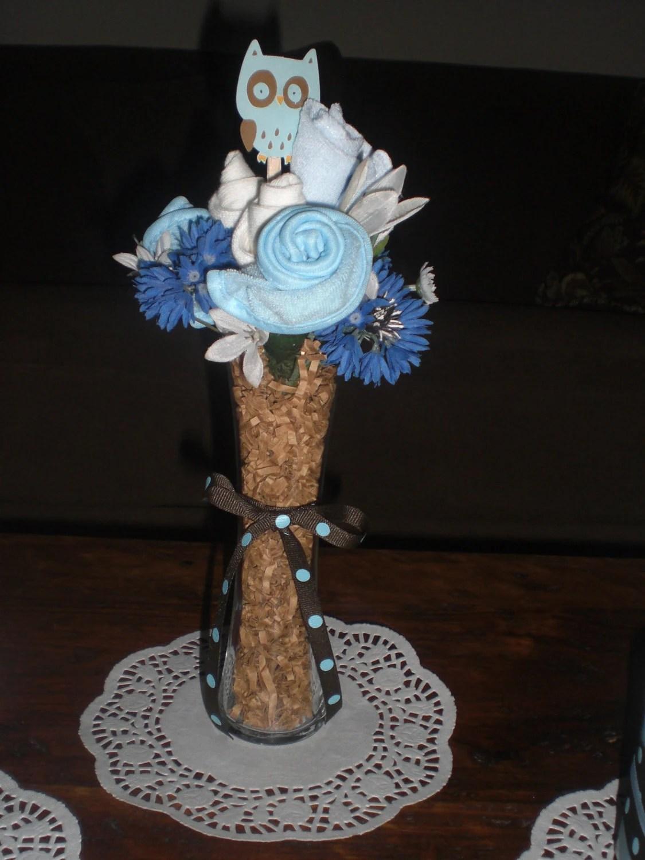Owl Themed Wedding Centerpieces