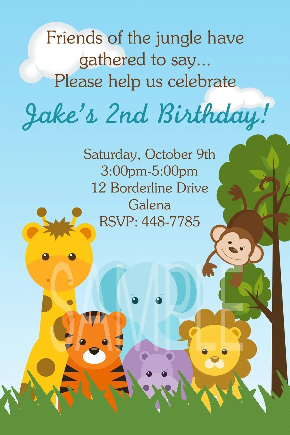 Baby Shower E Invitations