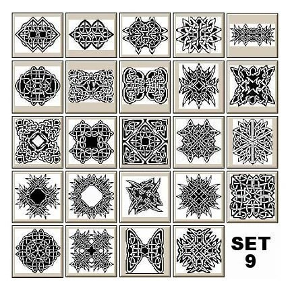 Printable Celtic Knot Patterns