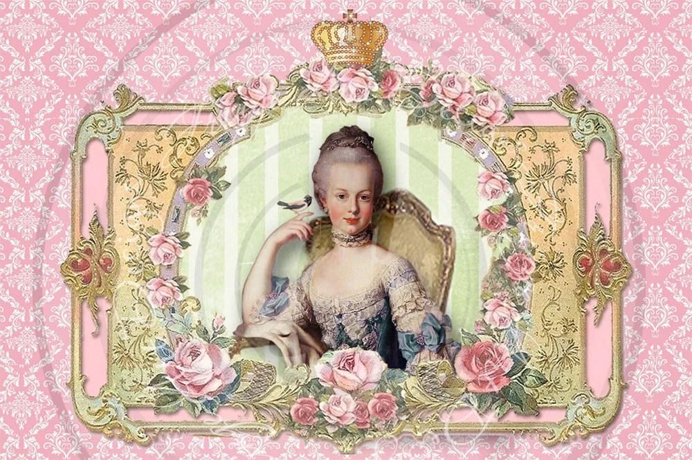 Antoinette Art Marie Digital