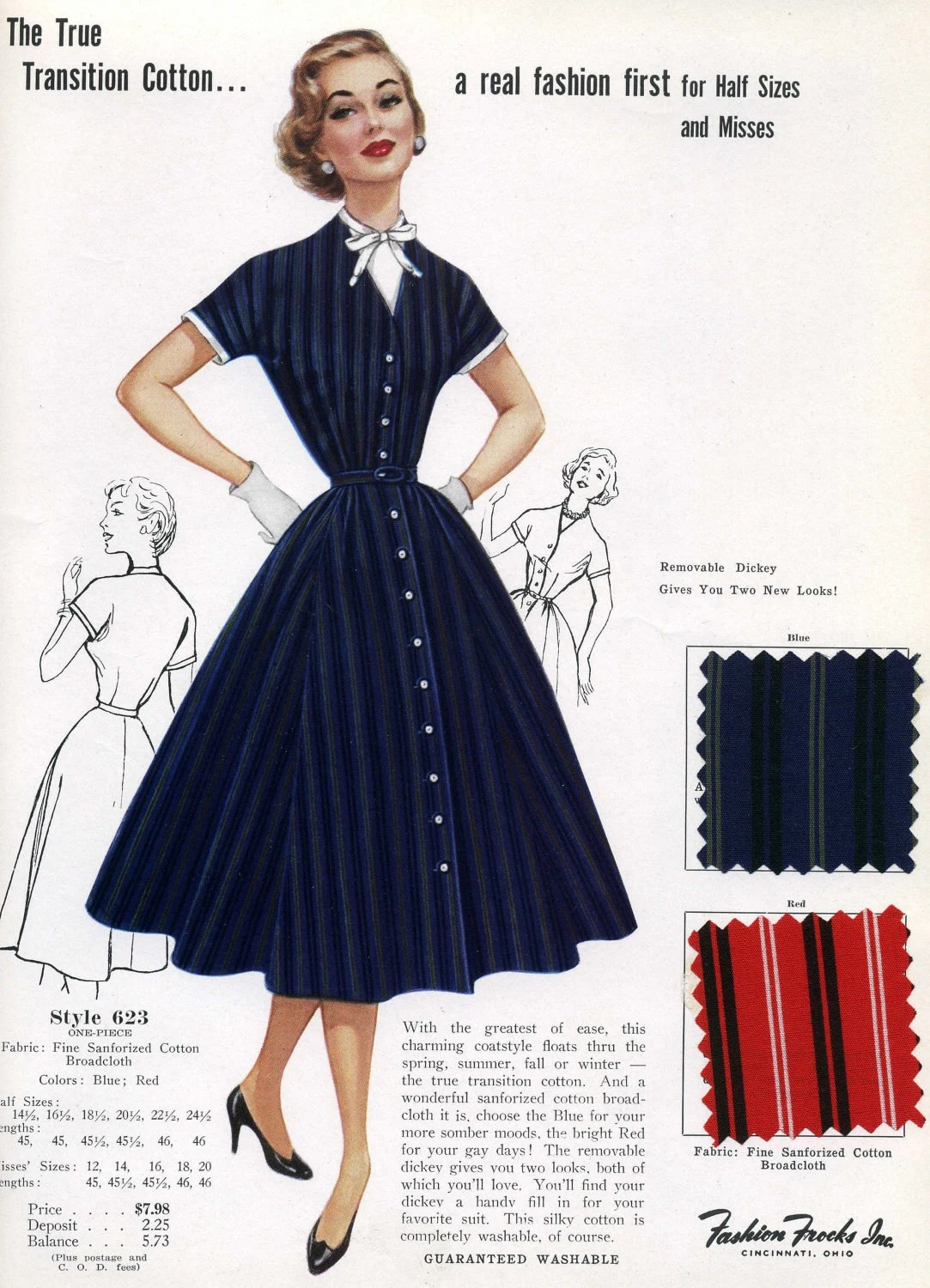 Fashion Styles S 1950