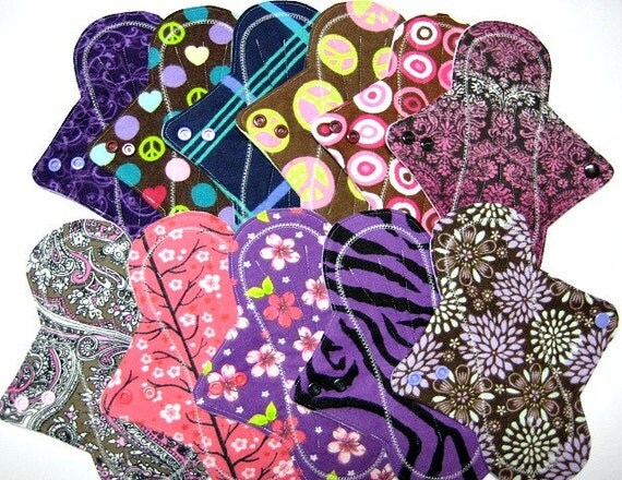 Cloth Pads Incontinence