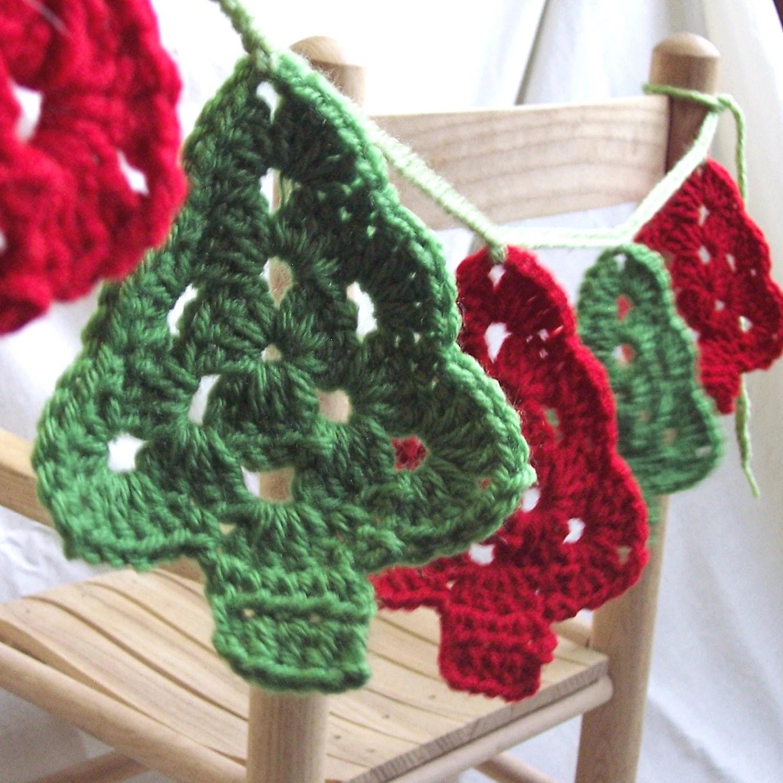 Yo Yo Christmas Tree Pattern