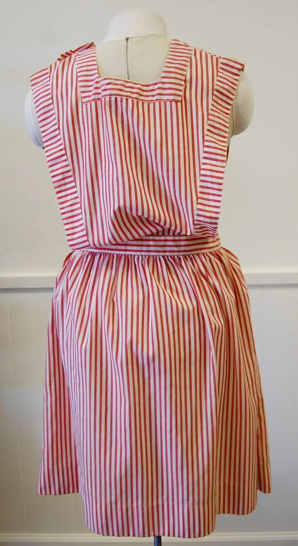 Vintage 1950s Or 60s Candy Striper Uniform Bryan Hospital