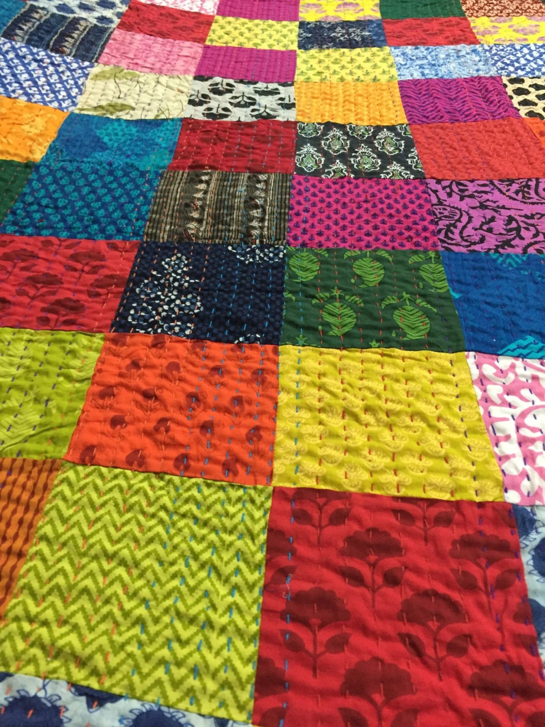 King Size Patchwork Quilts