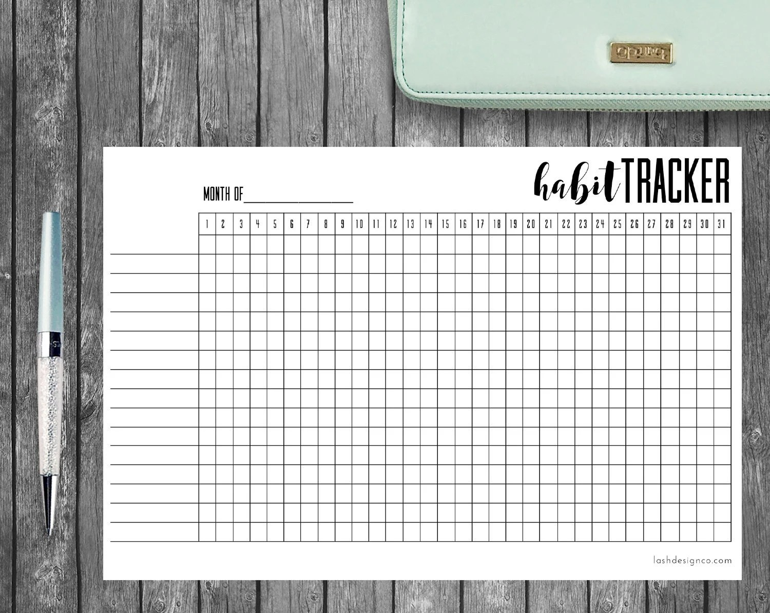 How Own Pages Your Planner Make