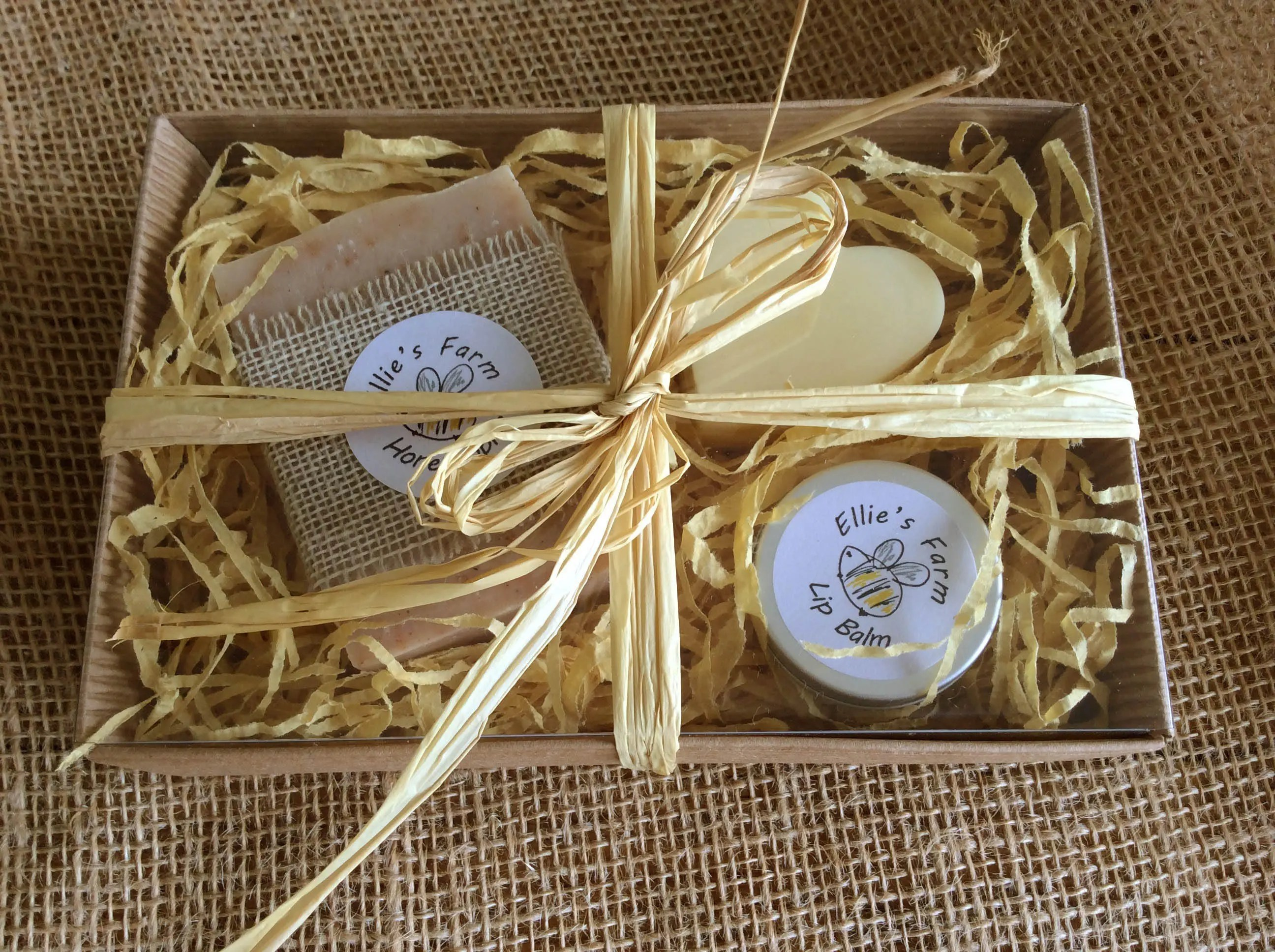 Soap And Lotion Gift Sets
