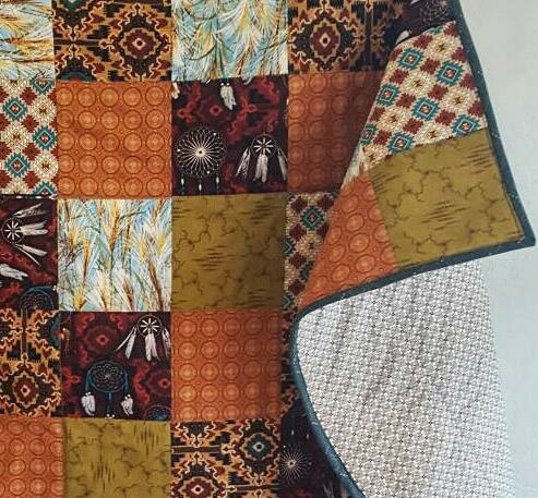 Native American Quilts Etsy