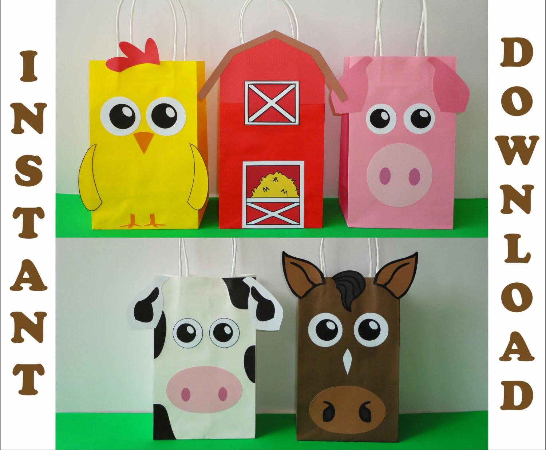 Farm Animal Party Ideas