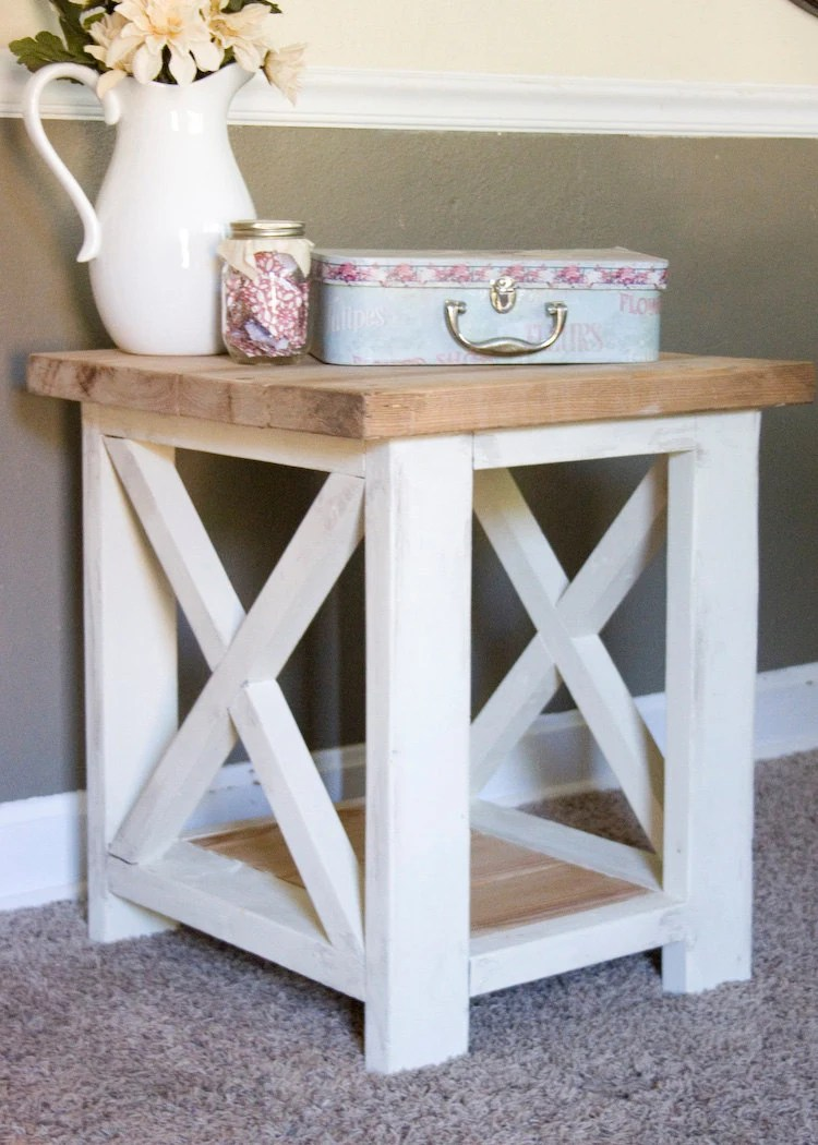 Hand Painted Accent Tables