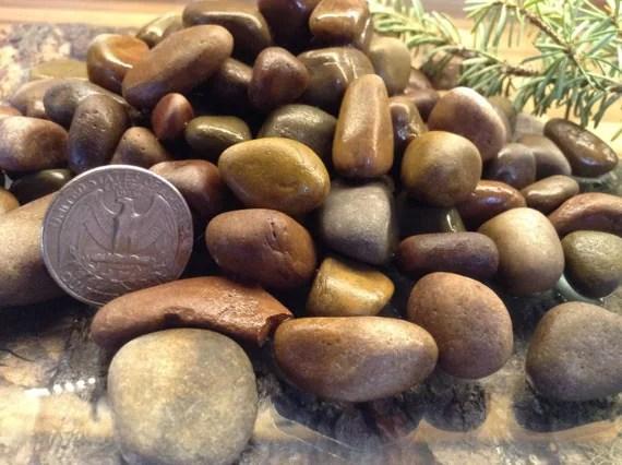 Small Smooth Rocks