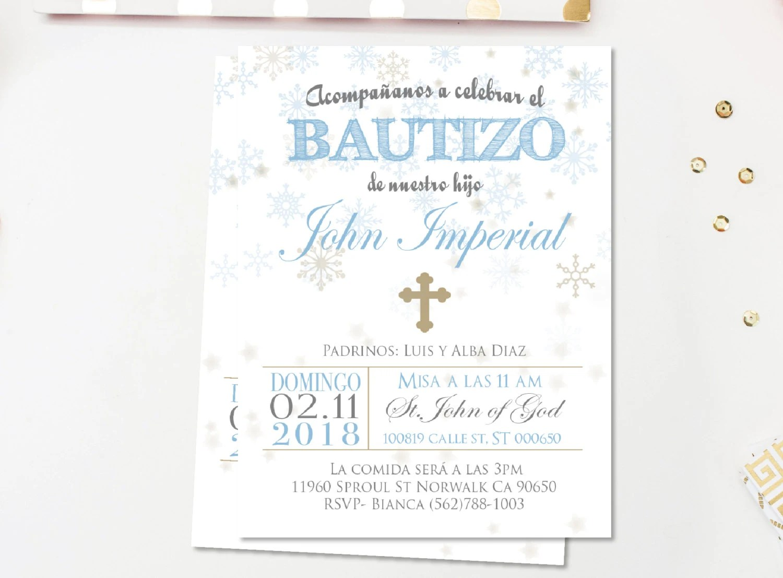 Create Christening Invitations Free