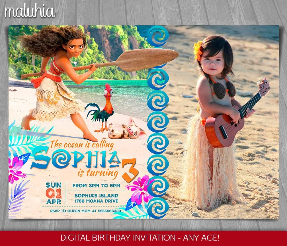 Order Personalized Birthday Invitations