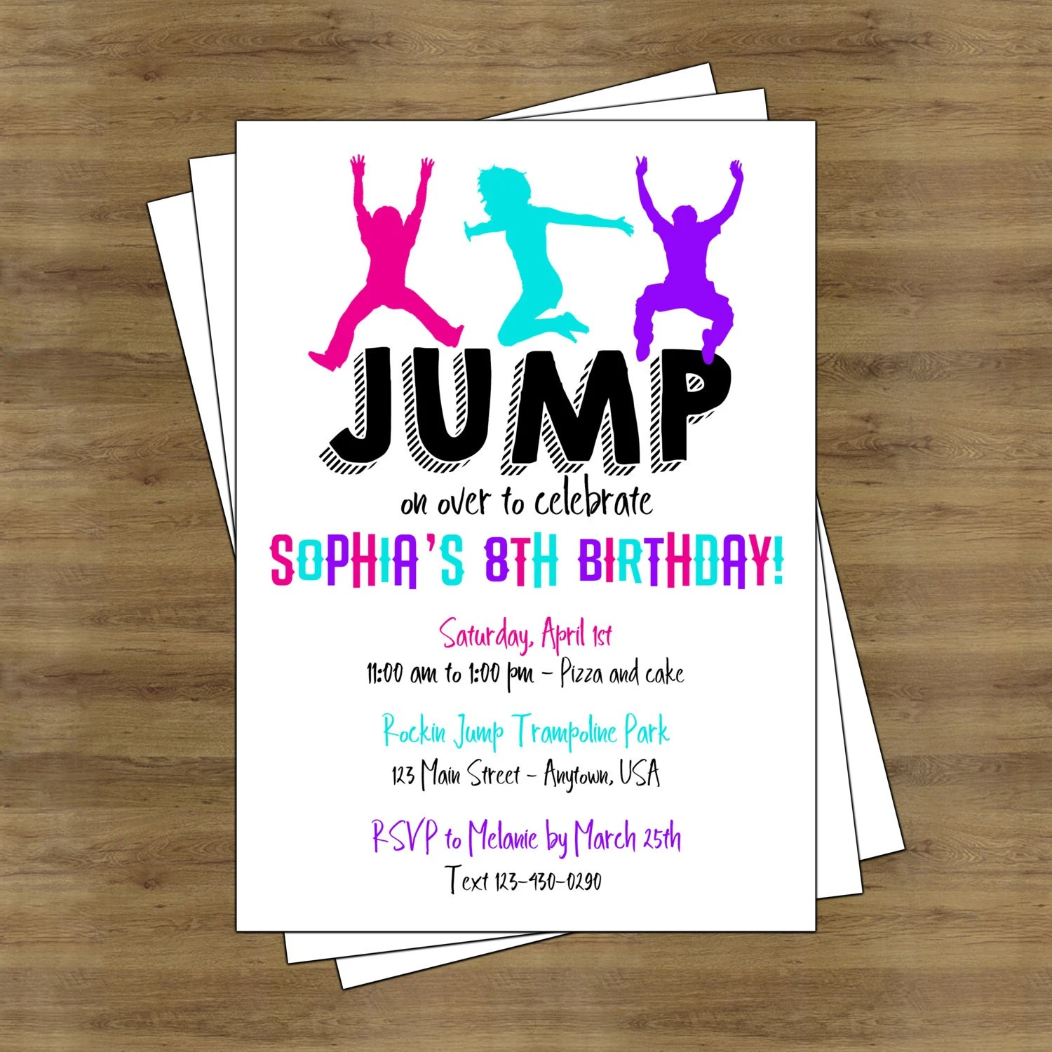 Create Party Invitations Online