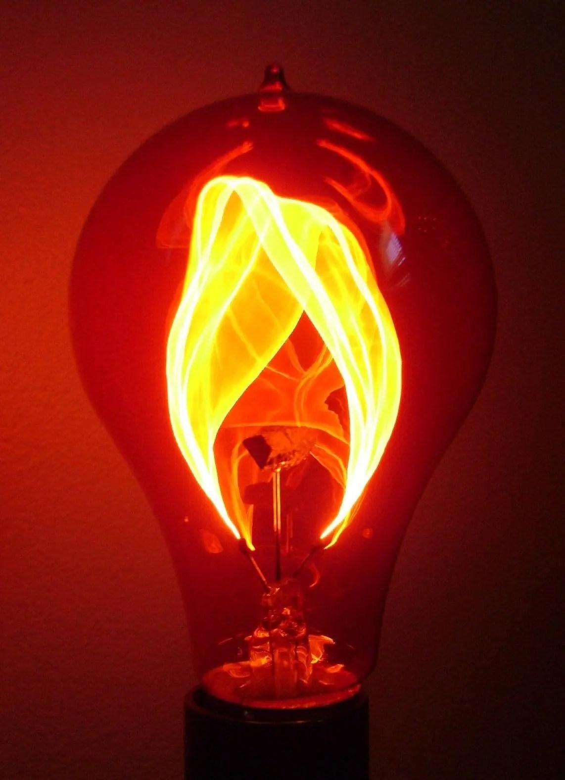 Carbon Filament Light Bulbs