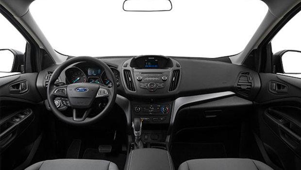Escape Ford Night Interior