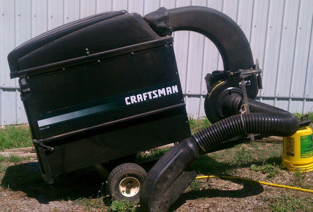 Used Garden Shredder Chipper