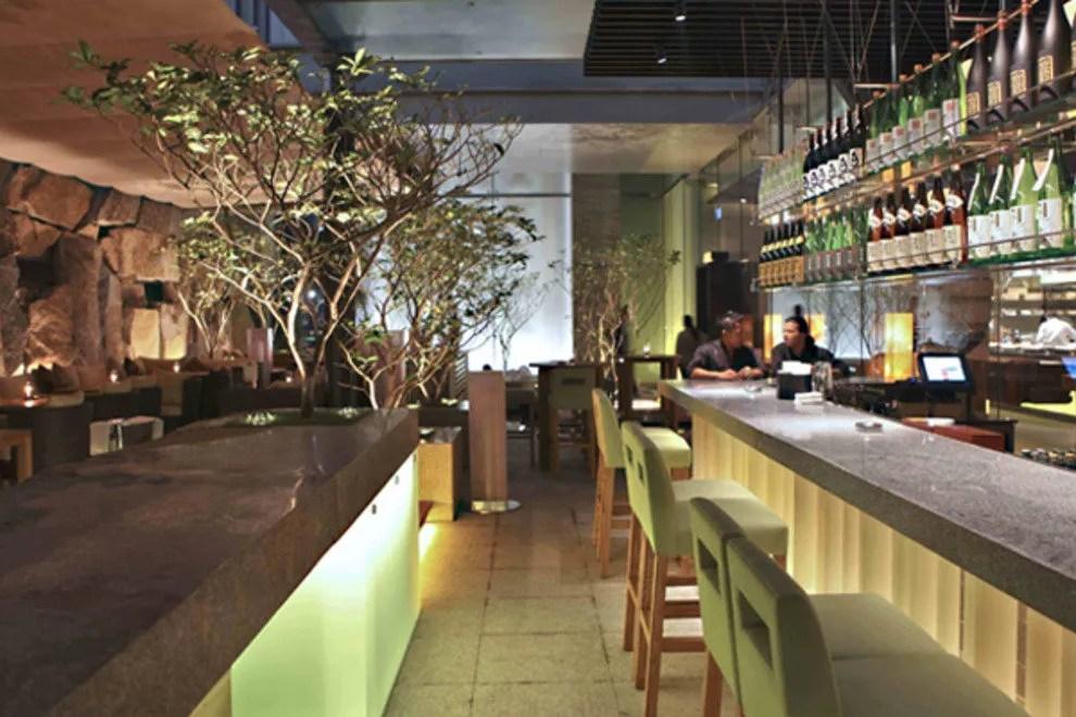 Posh Japanese Restaurant London