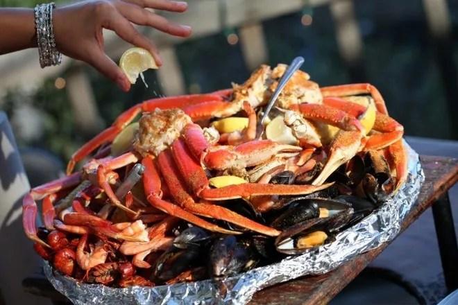 San Francisco Ca Seafood Restaurants