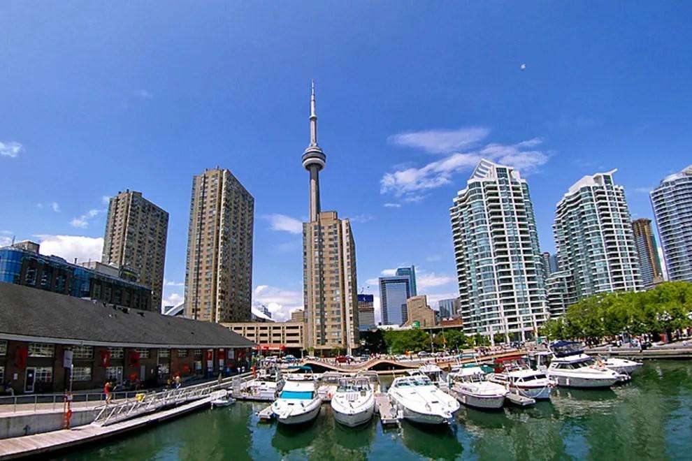Toronto City Neighborhoods