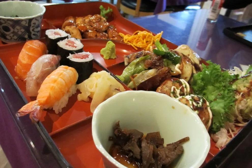 Top Ten Sushi Restaurants