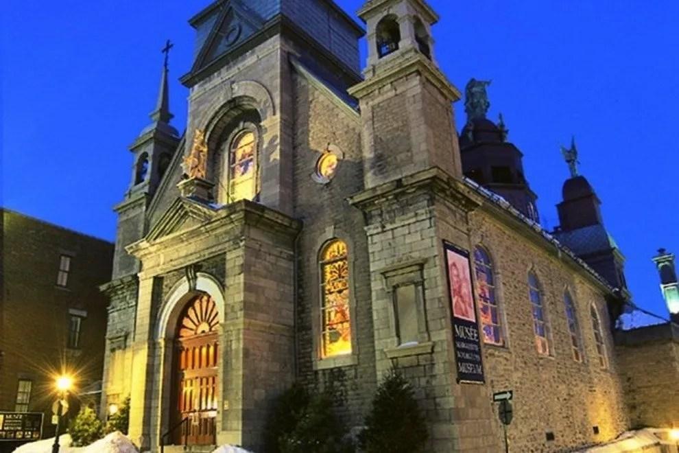 Chapelle Notre Dame De Bon Secours Montr 233 Al Attractions