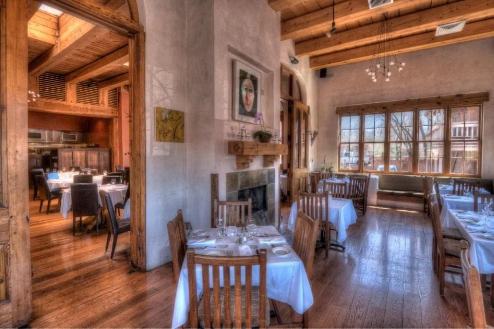 Restaurantes Santa Fe