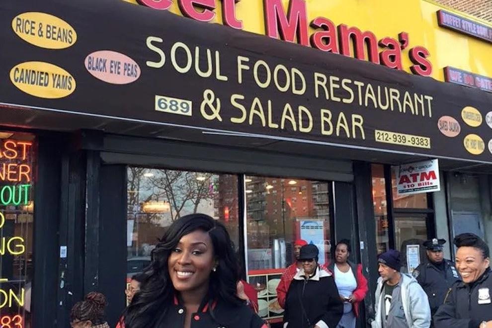 Soul Food Restaurants New York