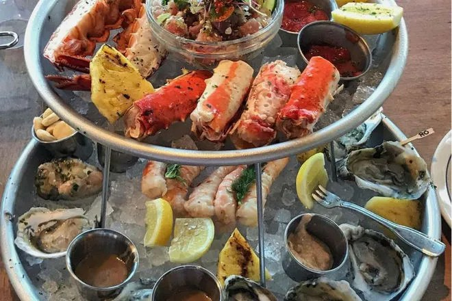 Top Ten Seafood Restaurants