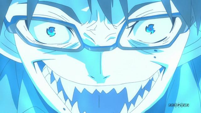 Blue Exorcist Demon Form