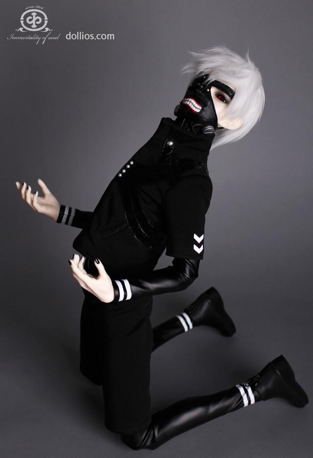 Kaneki Ghoul Mask Tokyo Aogiri