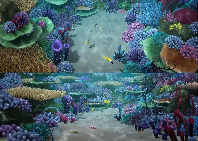 Underwater Plants List