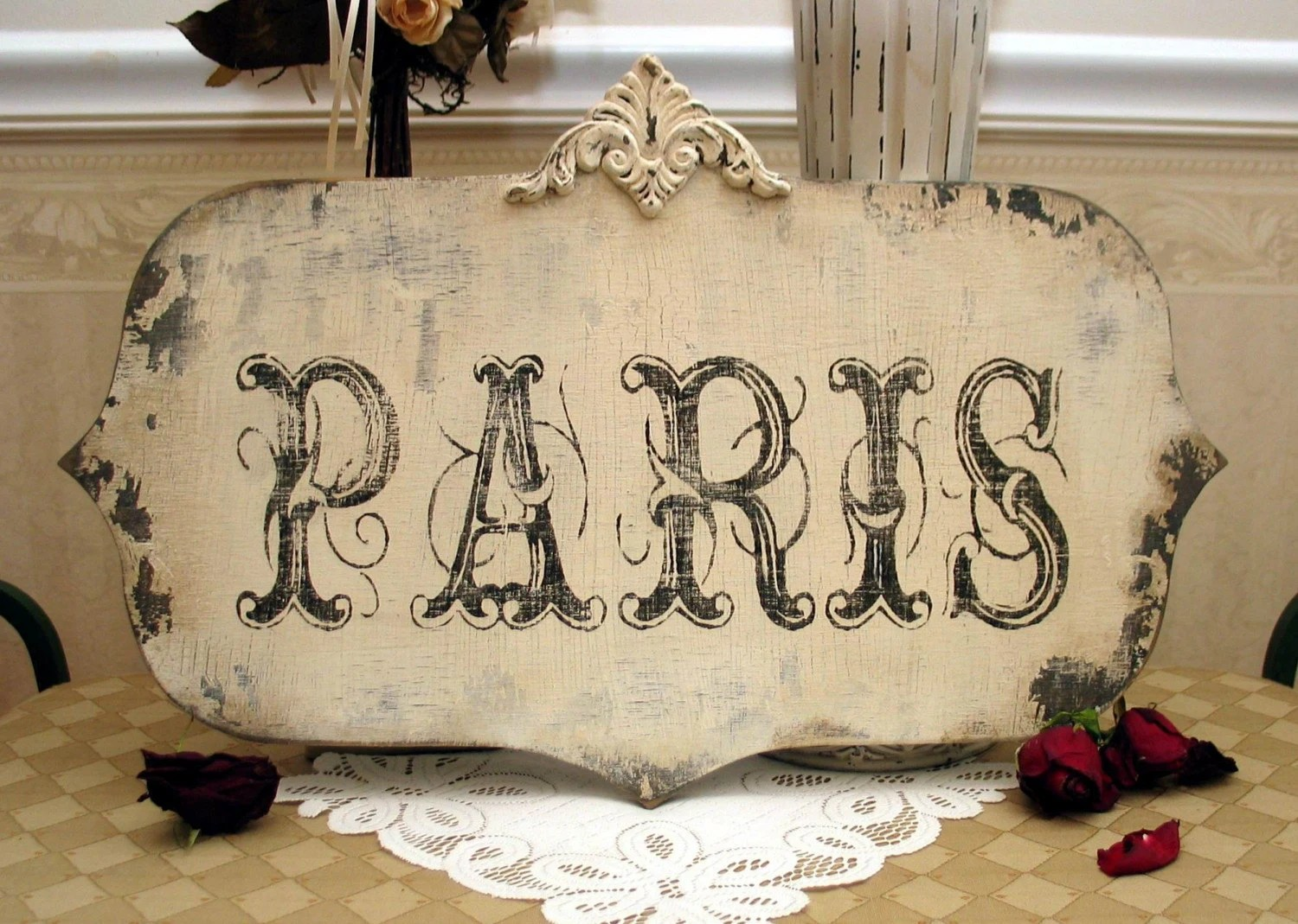 French Country Chic Decor