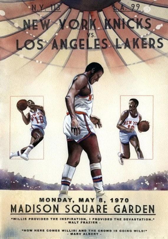 Knicks 1970 Championship