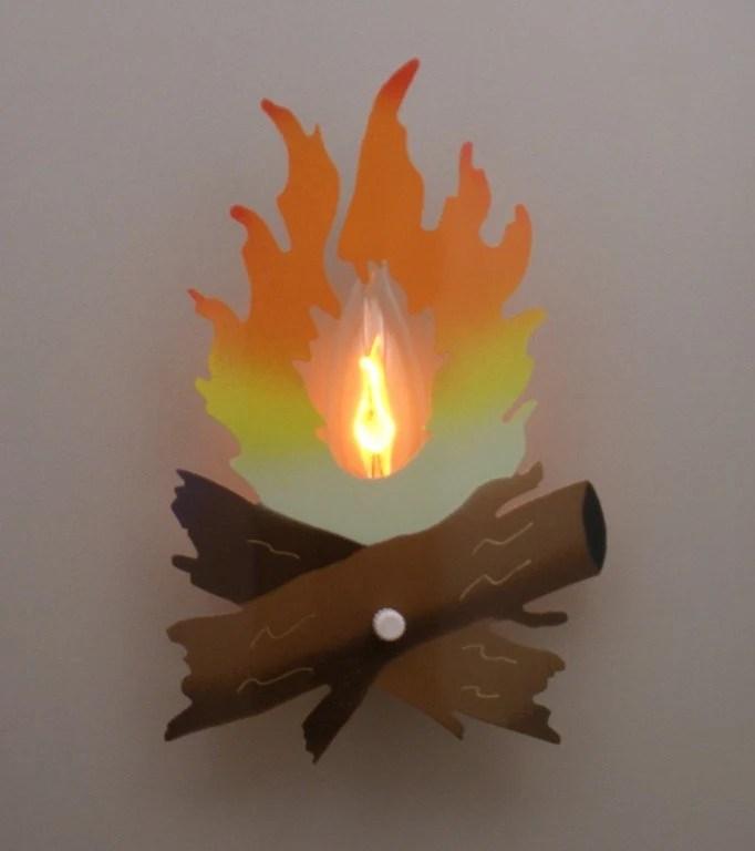 Bulb Light Fire