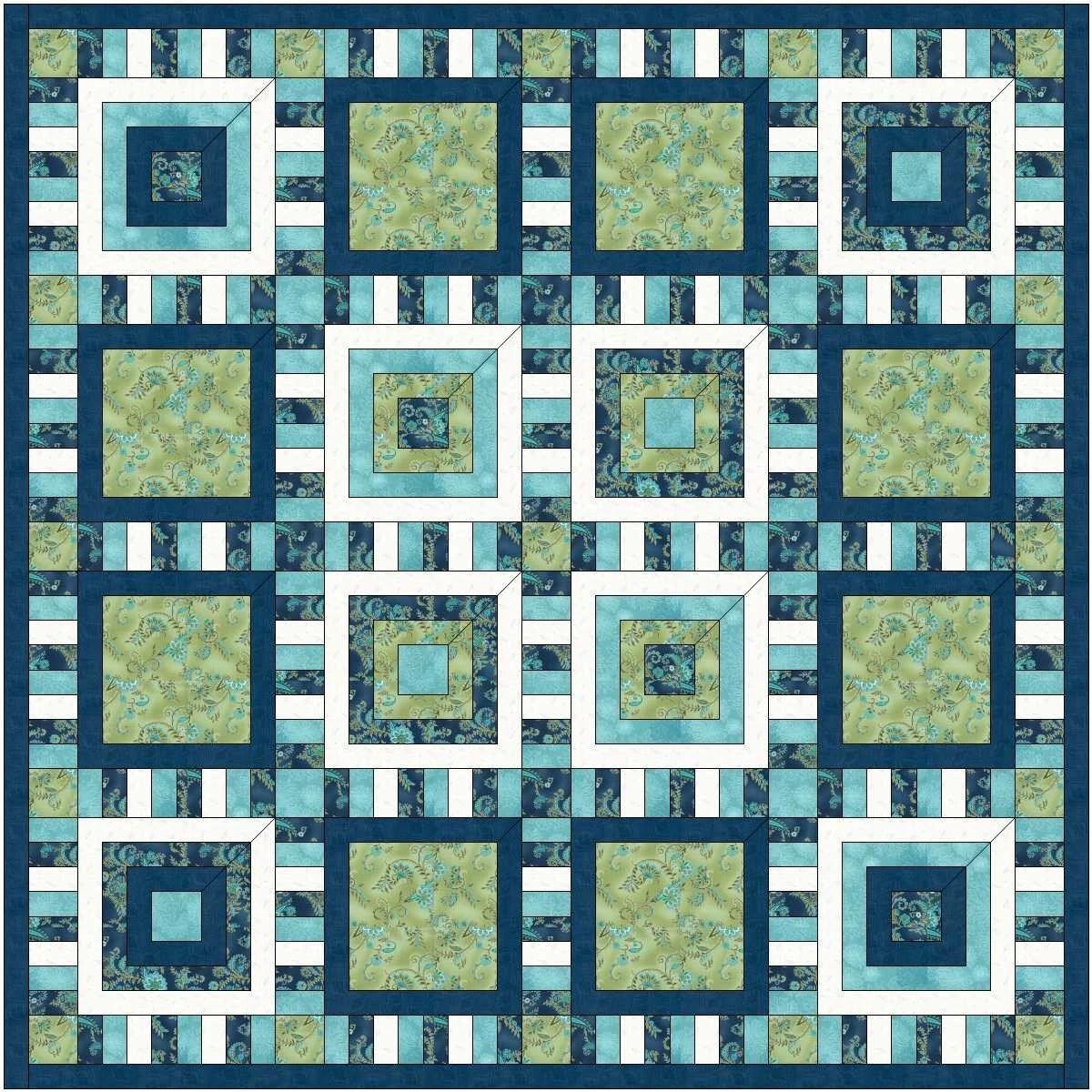Labyrinth Quilt Pattern Pdf