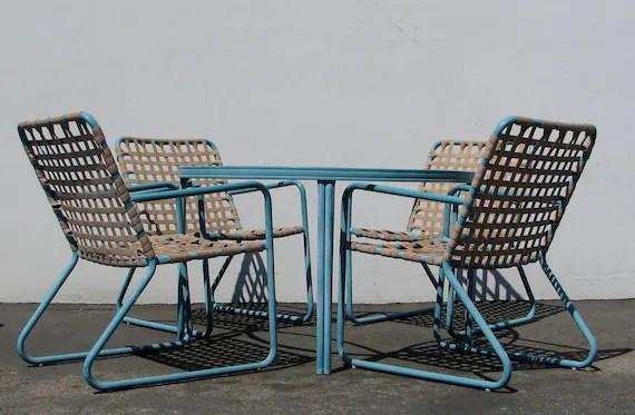 Vintage Brown Jordan Outdoor Furniture