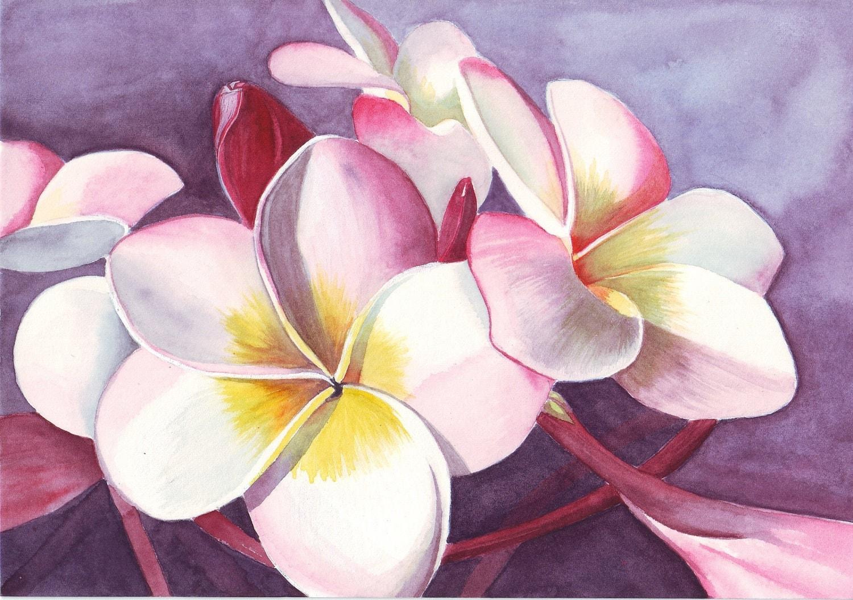 watercolor paintings of flowers - HD1500×1056