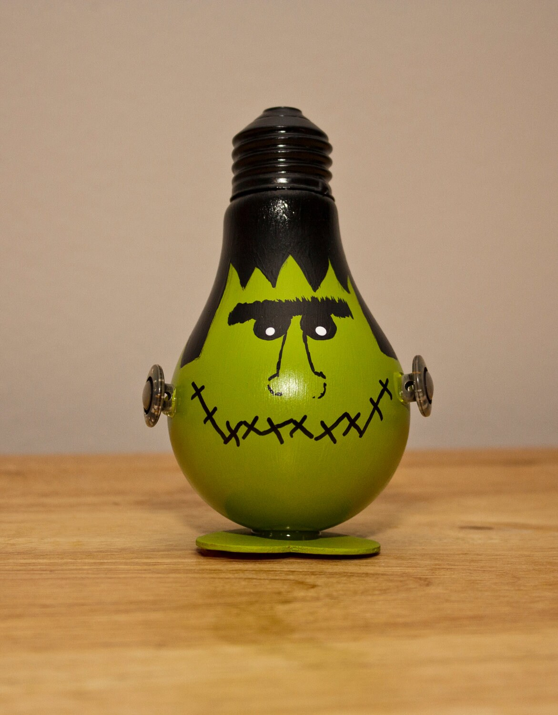 Frankenstein Bulb Decoration