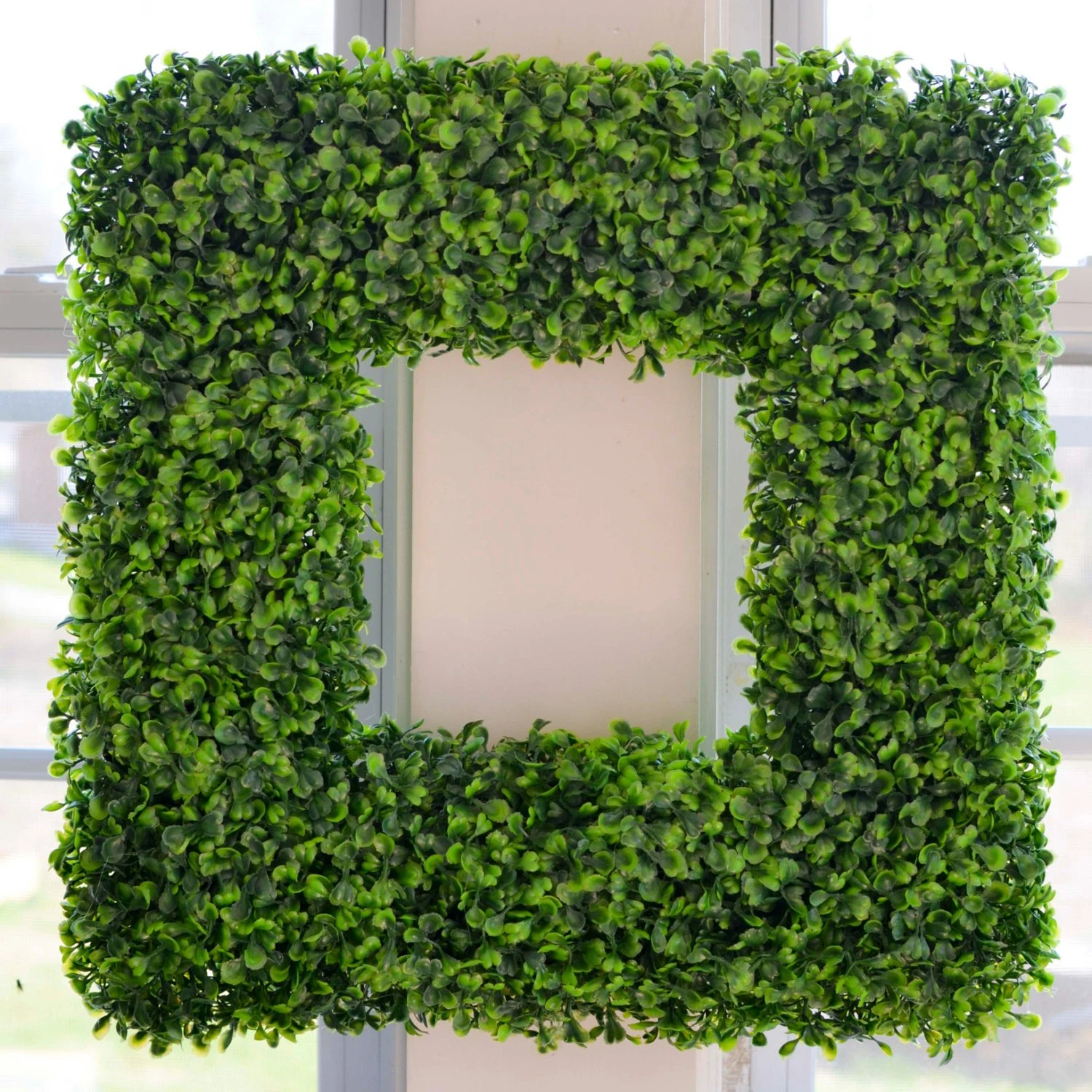 Items similar to Square Double-sided Artificial Boxwood ...