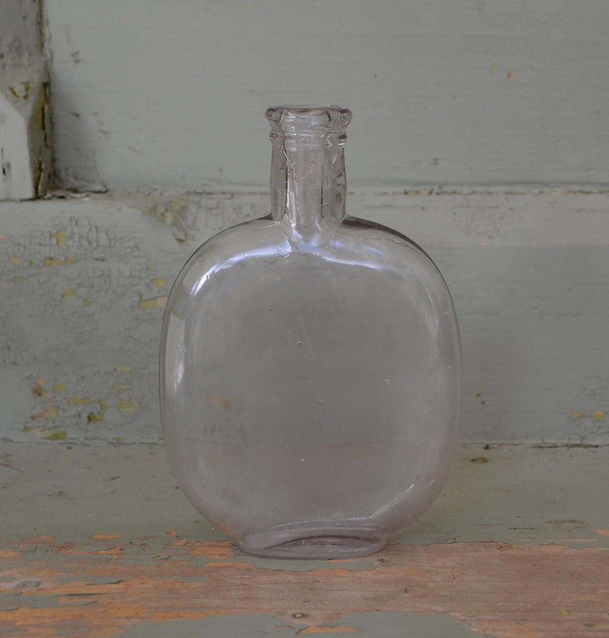 Antique Pumpkin Seed Flask