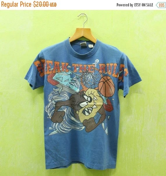 90s Looney Tunes Taz Shirt