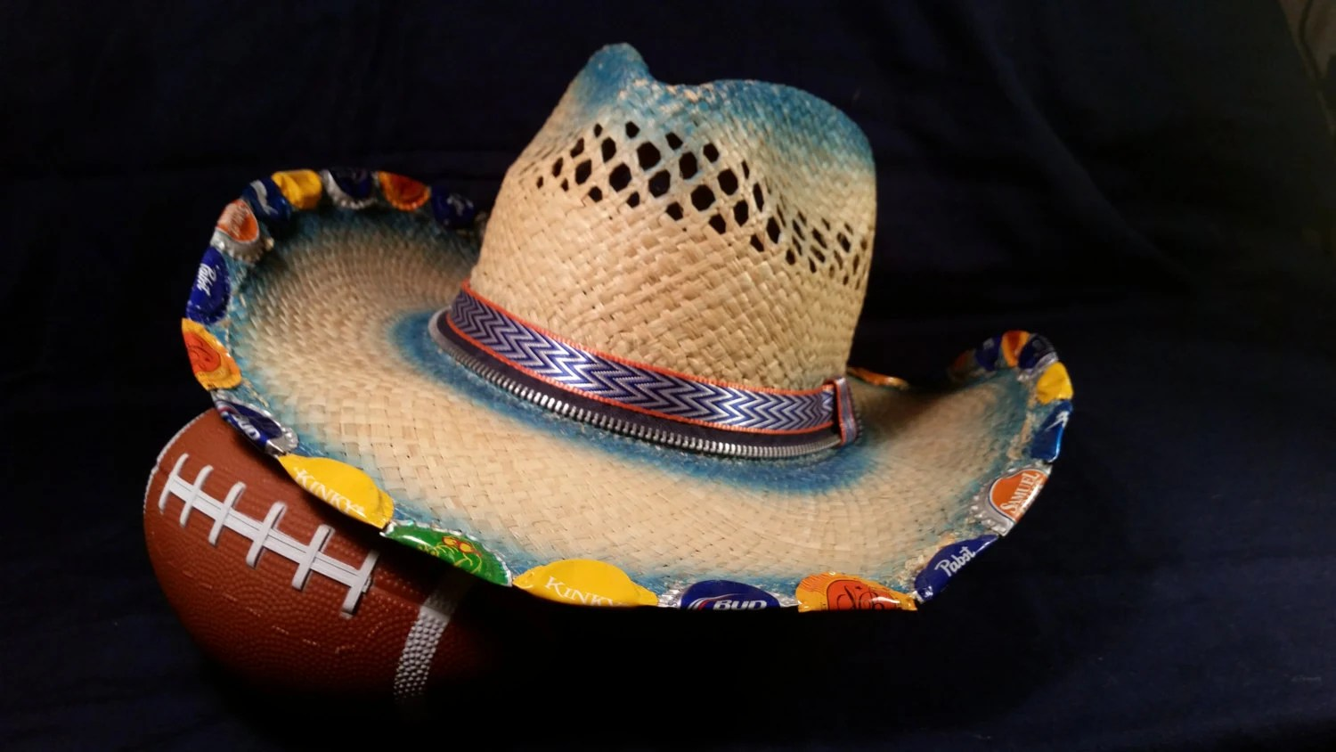 Florida Gators Straw Hat