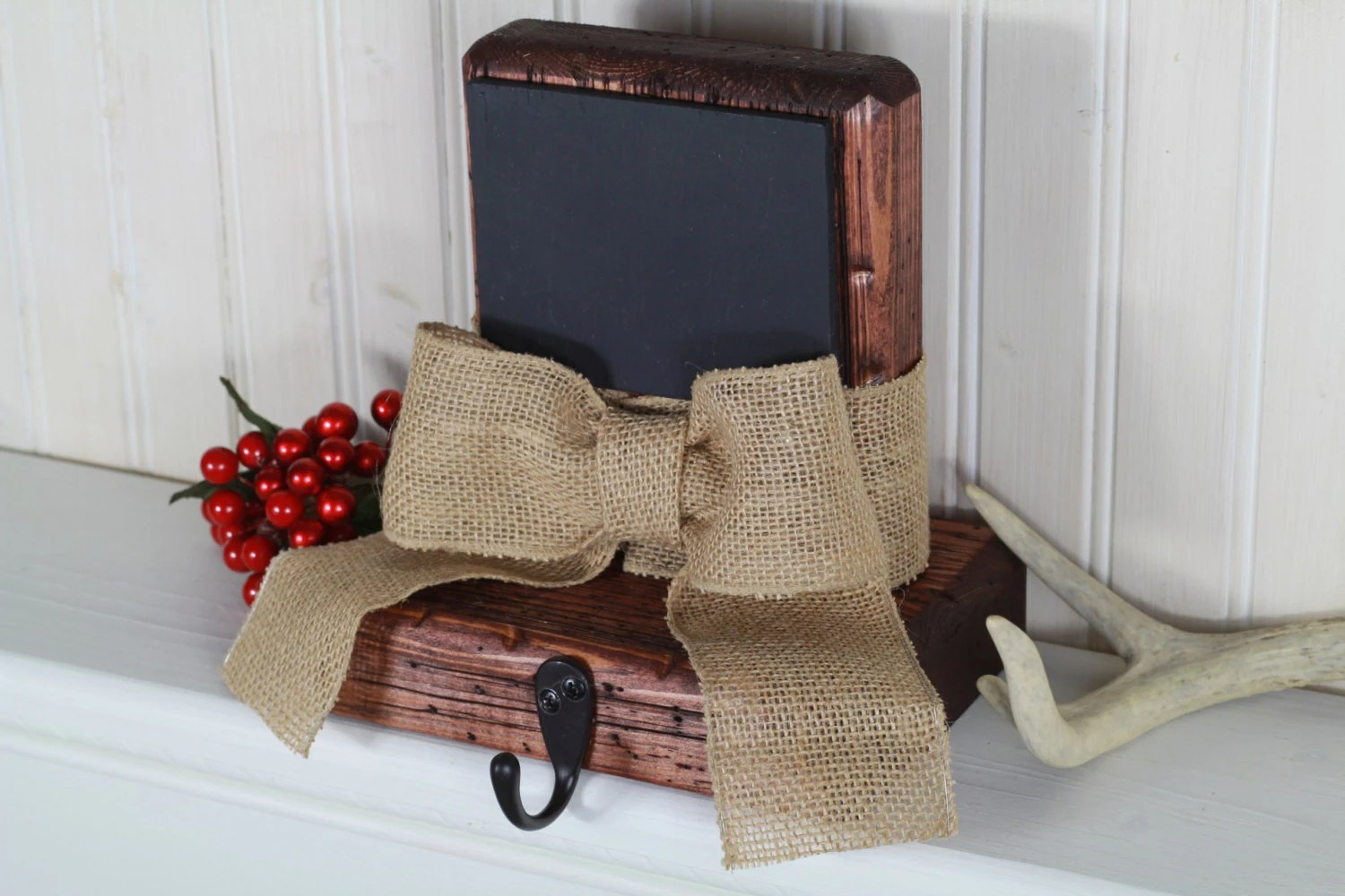 Home Accents Rustic Stocking Holder