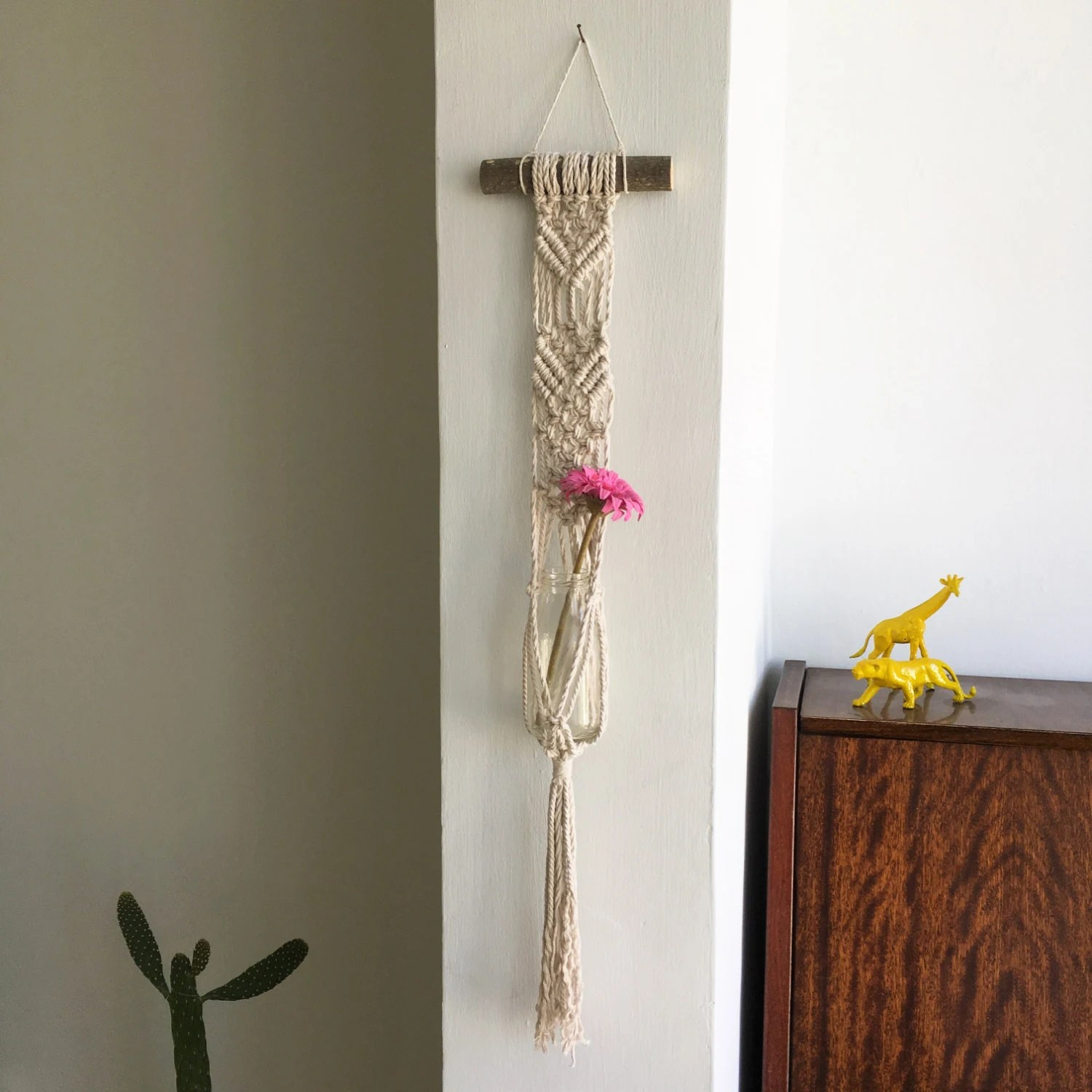 Wall Hanging Plant Holders