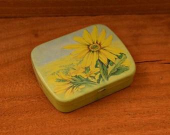 Decorative Pill Box Etsy